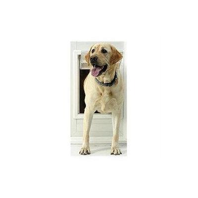 Ideal Pet Products Mfxlw Extra Large Multi-flex Dog Door - White