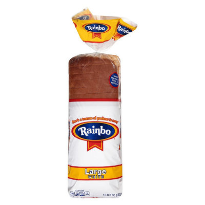 Market Pantry Rainbo Roundtop White Bread 24 oz