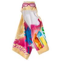 License Barbie Hooded Towel