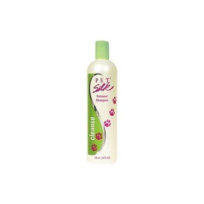 Pet Silk PS1076 16 Oz. Oatmeal Shampoo