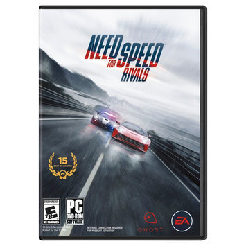 Electronic Arts Need For Speed Rivals - PC