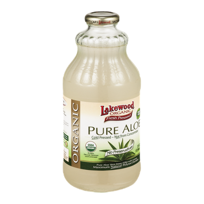 Lakewood Organic Pure Aloe