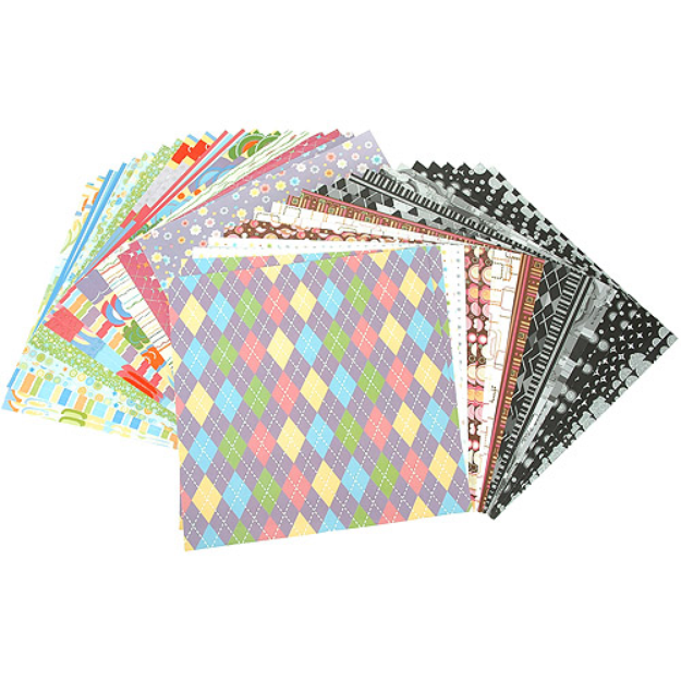 Die Cuts With A View DCWV 42-Sheet Paper Cardstock - Occasion (12
