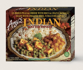 Amy's Kitchen Indian Mattar Paneer