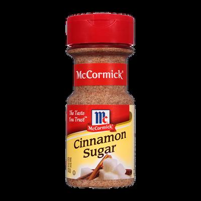 McCormick® Cinnamon Sugar