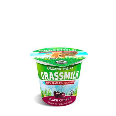 Organic Valley® Black Cherry Grassmilk Yogurt