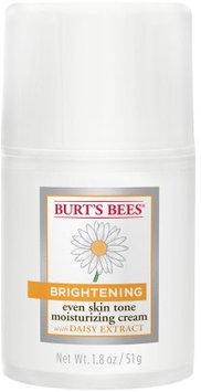 Burt's Bees Brightening Even Skin Tone Moisturizing Cream