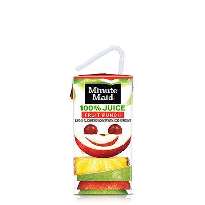 Minute Maid® 100% Juice Fruit Punch