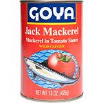 Goya Jack Makarel in Tomato Sauce