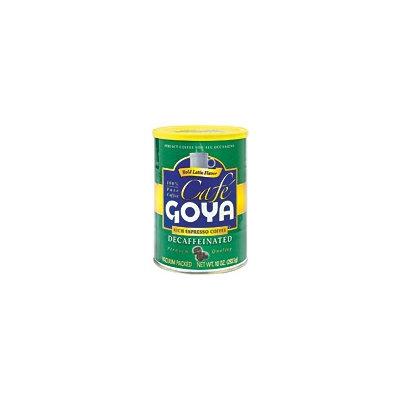 Café Goya® Decaffeinated Coffee
