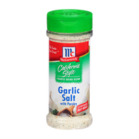 McCormick® California Style Garlic Salt with Parsley