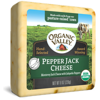 Organic Valley® Pepper Jack Cheese
