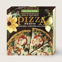 Amy's Kitchen Pesto Pizza, Gluten Free
