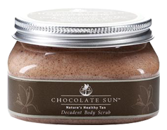 Chocolate Sun Dark Chocolate Truffle Body Scrub