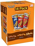 Keebler Gripz Variety Pack