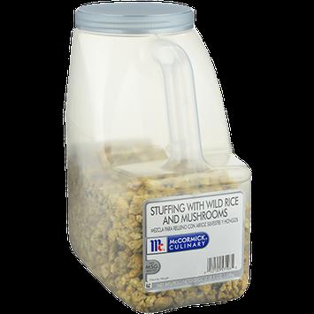 McCormick Culinary® Wild Rice & Mushroom Stuffing