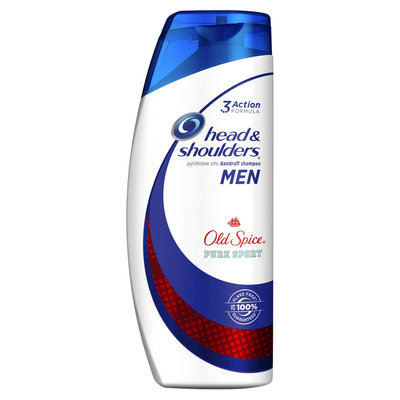 Head & Shoulders Old Spice Pure Sport Shampoo For Men