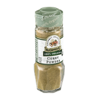 McCormick Gourmet Collection 100% Organic Curry Powder