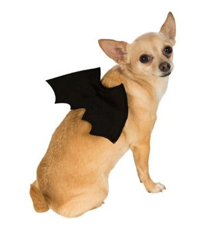 Rubies Bat Wings Pet Costume