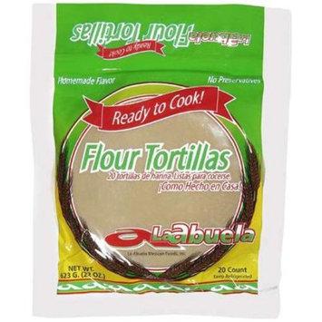La Abuela: Flour Tortillas, 22 oz