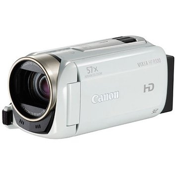Canon VIXIA HF R500 Flash Memory Digital Camcorder with HD-1080p -