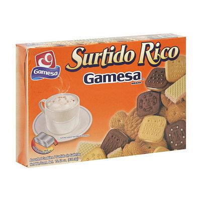 Gamesa Assorted Cookies