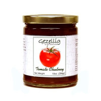 Gezellig Gourmet Tomato Chutney Jar 10 oz