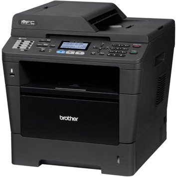 Brother Printer MFC8510DN Wireless Monochrome Printer/Copier/Scanner/Fax Machine