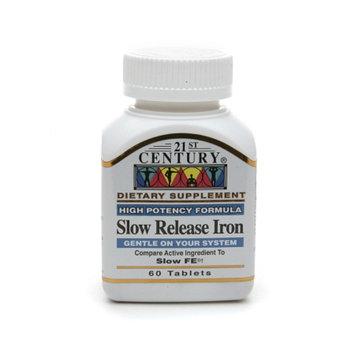 21st Century Slow Release Iron