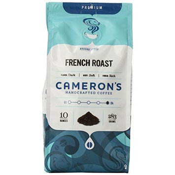 Camerons Cameron's Amaretto Ground Coffee, 12-Ounce Bags (Pack of 3)