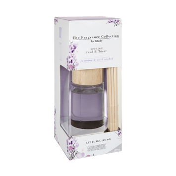 Glade Fragrance Collection Scented Reed Diffuser