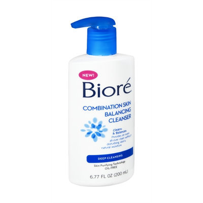 Bioré Combination Skin Balancing Cleanser
