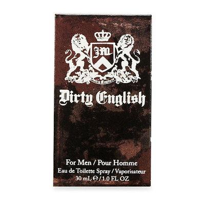Dirty English Eau de Toilette 1.0 oz Spray For Men