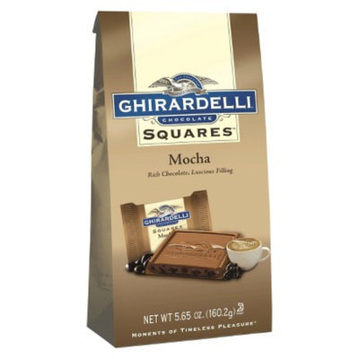 Ghirardelli Squares Mocha