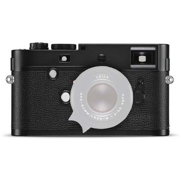 Leica M Monochrom (Typ 246) Digital Rangefinder Camera Body, 24MP, Black & White Image Sensor - Black