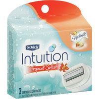 Intuition Schick  Tropical Splash Refill Cartridge