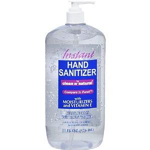 Clean 'N Natural Instant Hand Sanitizer
