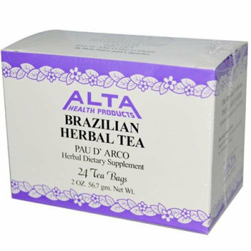 Alta Health Brazilian Herbal Tea 24 Bags