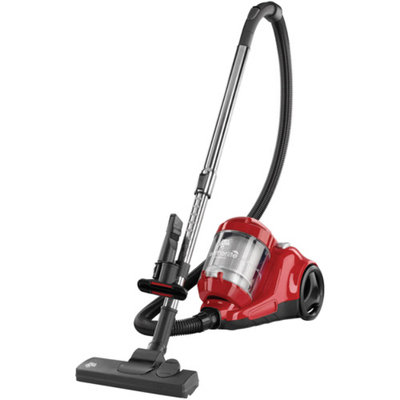 Dirt Devil SD40100 Featherlite Cyclonic Canister Vacuum