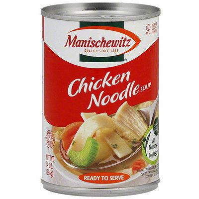 Manischewitz Soup, Chicken Noodle, Nat , 14 oz (pack of 12 ) ( Value Bulk Multi-pack)
