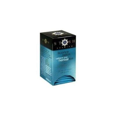 Stash Premium Tea Herbal Tea Licorice Spice