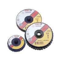 CGW Abrasives Flap Discs, Mini, Zirconia, Quick Change, Type R - 2