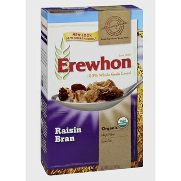 Attune Foods Erewhon Organic Raisin Bran 100% Whole Grain Cereal