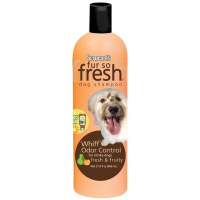 Sergeant's Pet Fur-So-Fresh Whiff Dog Shampoo 21.8oz