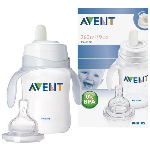Philips AVENT Bottle Trainer Cup, 9 Ounce