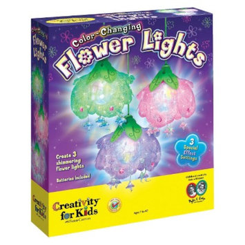 Creativity for Kids Color Changing Flower Lights