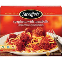 Lean Cuisine Stouffer's Spaghetti With Meatballs 12.62-oz.