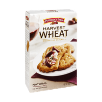 Pepperidge Farm Harvest Wheat Distinctive Crackers