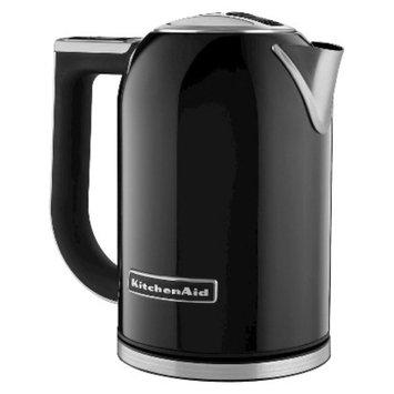 KitchenAid Electric 1.7 Liter Kettle - Onyx Black