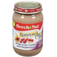 Beech-Nut® Stage 3 Nutrition DHA Plus Whole Grain Cereal With Raspberries